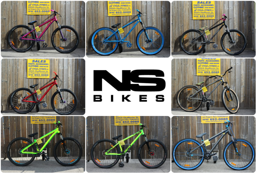 NS Dirt Jumpers Sale at ZM Cycle & Fitness – ZM Cycle